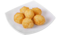 Рисовые шарики с креветкой